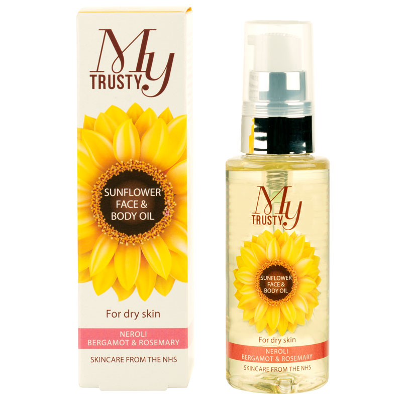 My Trusty face and body oil