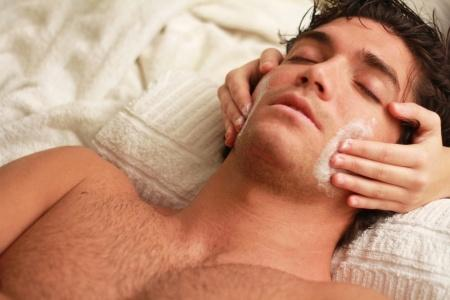 skincare tips for men